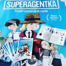 Plakat filmu Superagentka