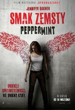 Movie poster Smak zemsty. Peppermint
