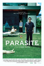 Movie poster Parasite