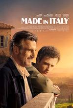 Movie poster Włoskie wakacje