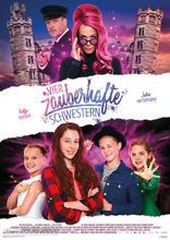 Movie poster Tajemnica Sióstr Sprite