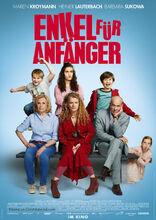 Movie poster Wnuki dla początkujących