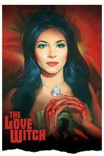 Plakat filmu Czarownica miłości