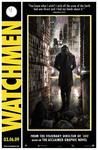 Movie poster Watchmen. Strażnicy