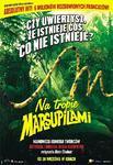 Plakat filmu Na tropie Marsupilami